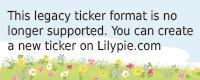 Lilypie Compte à rebours Ticker